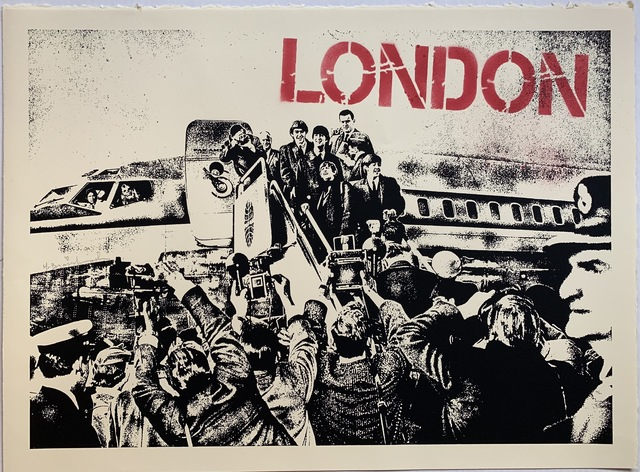 Mr. Brainwash, 'A Good Day's Flight', 2009, Puccio Fine Art