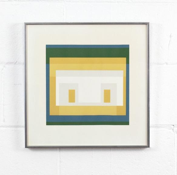 Josef Albers, 'Variant II', 1966, Print, Color silkscreen, Caviar20