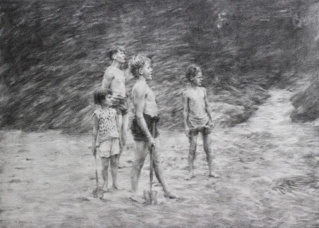Concha Martínez Barreto, 'Series The Journey', 2018, Victor Lope Arte Contemporaneo