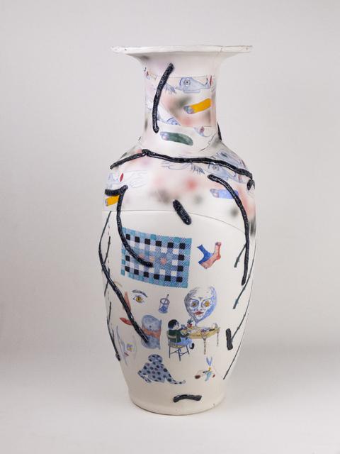 , 'Large Vase 9,' 2018, Projet Pangée