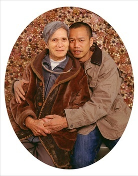 He Yunchang 何云昌, 'One Rib 一根肋骨', 2008, Ink Studio