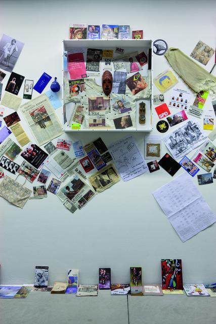 , 'Box #44 Mask spoon,' 2007, Frittelli Arte Contemporanea