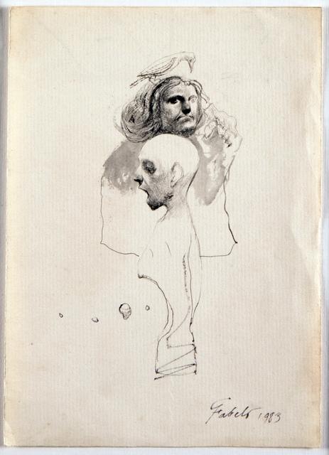 Roberto Fabelo, 'Sin título', 1983, Caiman Contemporary
