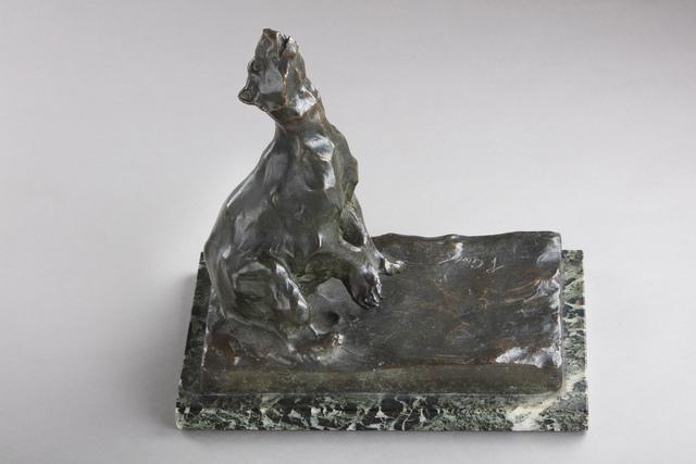 , 'Bronze figure of a White Bear,' Early 20th Century, Brun Fine Art