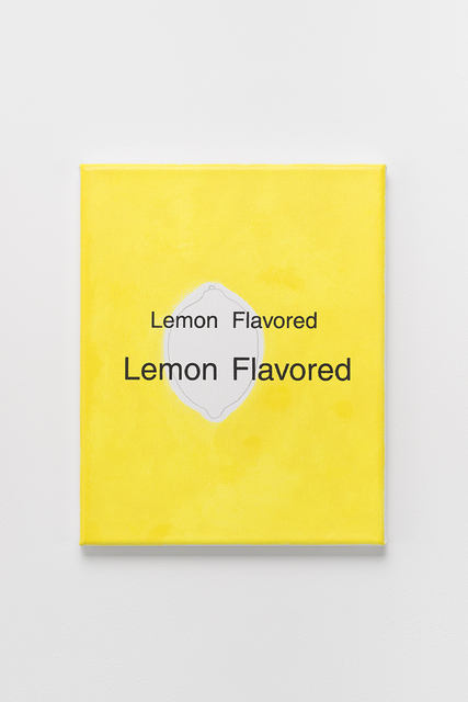 , 'Lemon Flavored - One Lemon,' 2016, SCAI The Bathhouse