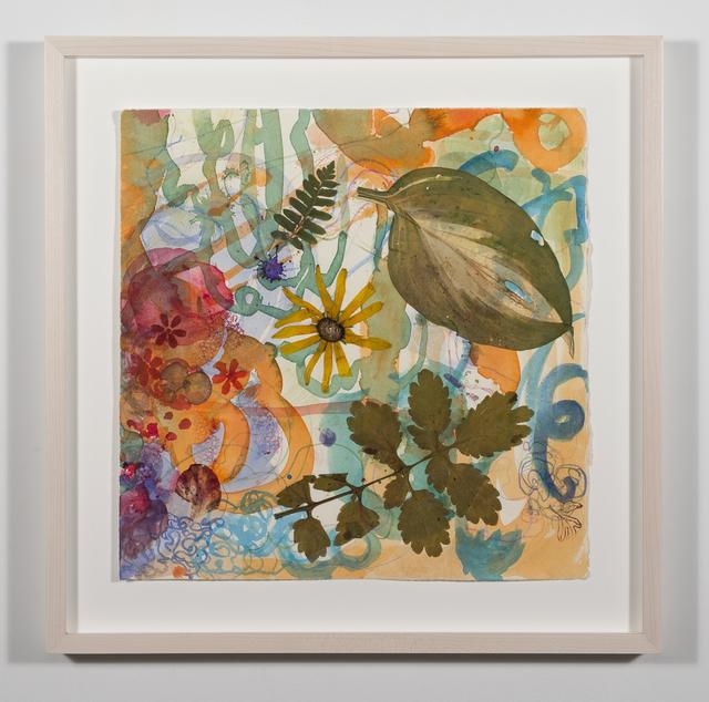 , 'Field Forrest 1,' 2017, Lesley Heller Gallery