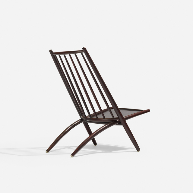 Ilmari Tapiovaara, 'Congo chair', 1954, Wright
