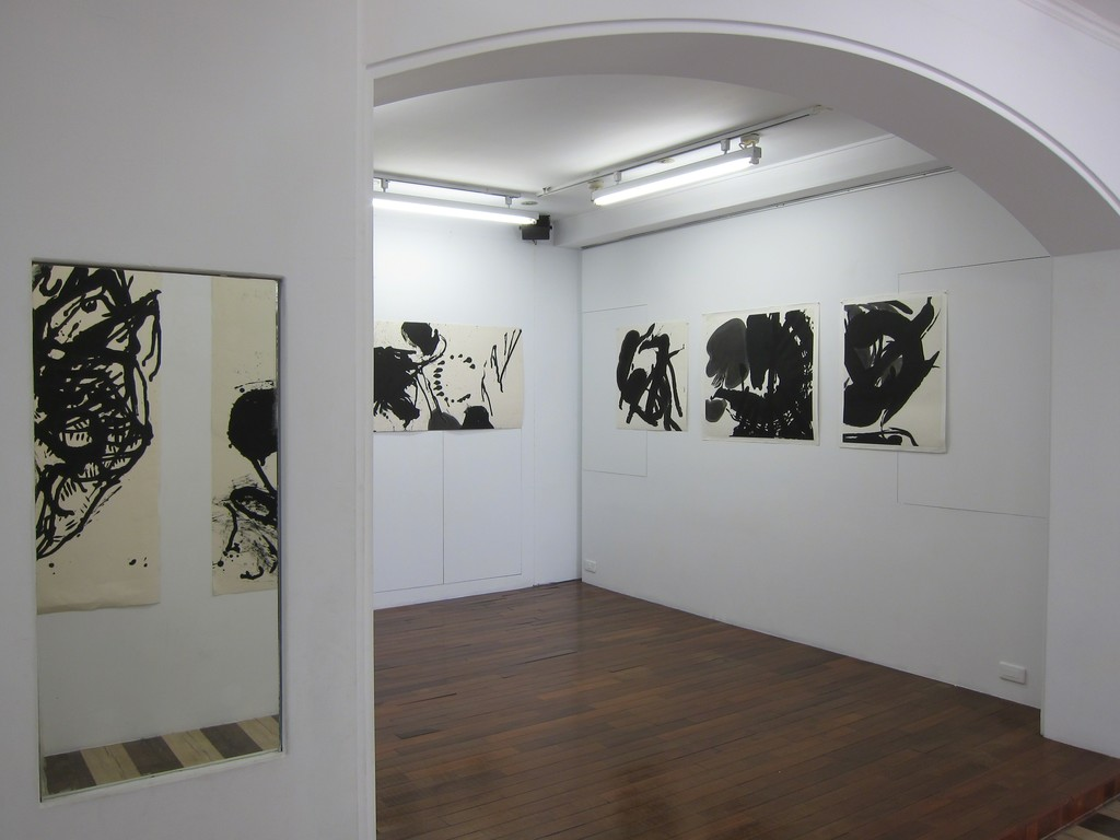 Memorial Exhibition of Chen Hsing-Wan 2016 in Ke-Yuan Gallery