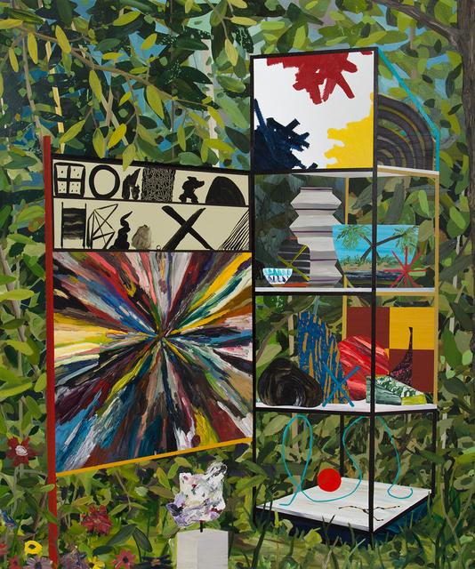 , 'Generator ,' 2017, Joshua Liner Gallery