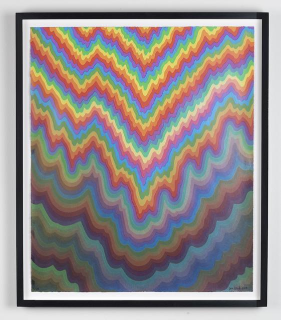 Jen Stark, 'Dimensional Shift', 2019, Joshua Liner Gallery