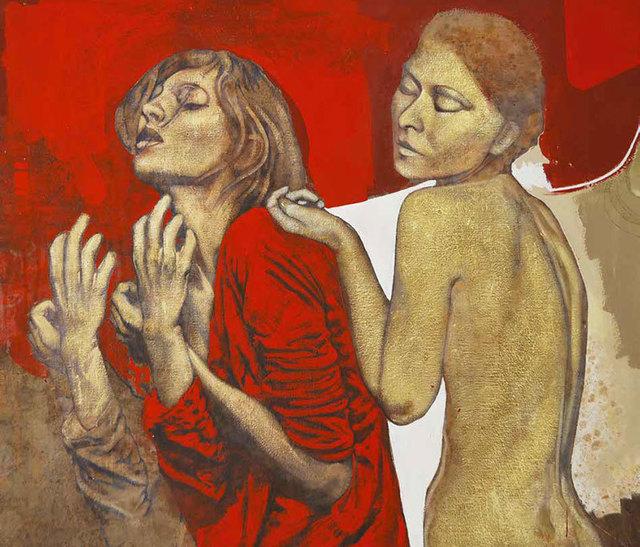 , 'Toxic Cadmium 10,' 2016, Aria Art Gallery