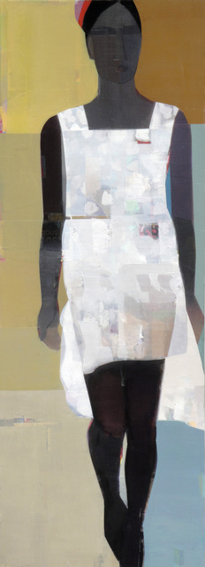 , 'White Dress,' 2016, Sue Greenwood Fine Art
