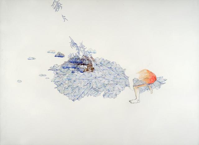, 'Wellspring (festoon),' 2013, C. Grimaldis Gallery