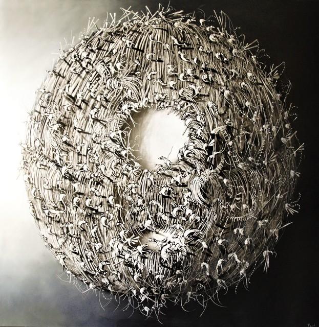 José Benítez Montilla, 'Oiriol II', 2019, Es Arte Gallery