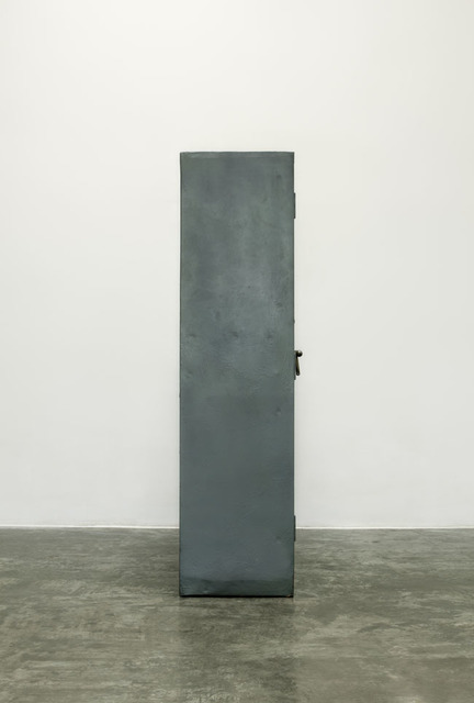 , '纪念碑_档案柜-侧⾯ / File Cabinet-Side,' 2010, Shanghai Gallery of Art