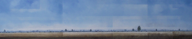 , 'I can see for miles and miles,' ca. 2017, London Contemporary Art / Store Street Gallery