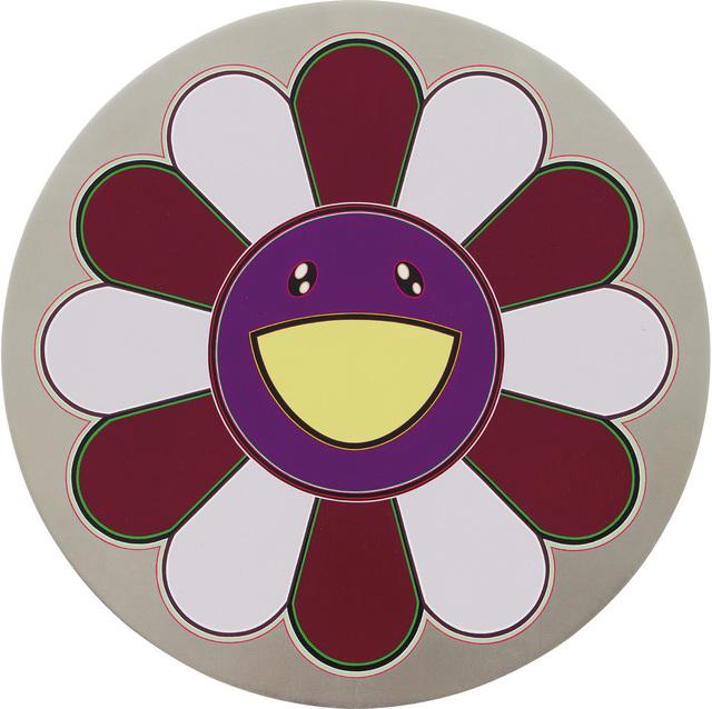 Takashi Murakami, 'Flower of Joy - Blackberry Madness', 2007, Phillips