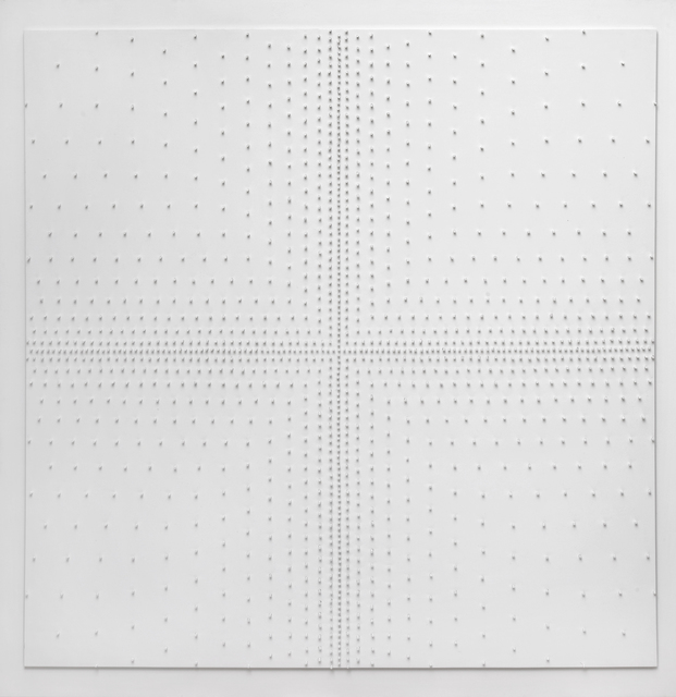 Pilar Ferreira, 'De 4 en 4 (Palitos)', 2008, Museo de Arte Contemporáneo de Buenos Aires