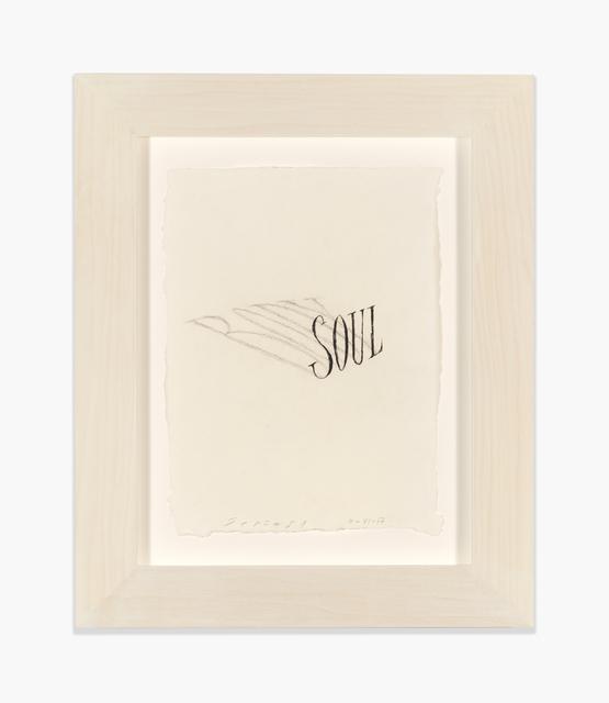 , 'Body-Soul,' 2017, Richard Gray Gallery