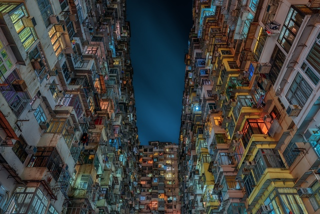 , 'Metropolis I - Stacked Hong Kong,' 2018, ARTITLEDcontemporary