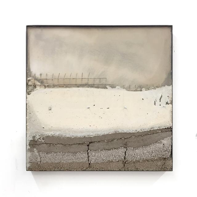 , 'Concrete Landscape Study 3,' 2017, Michael Warren Contemporary
