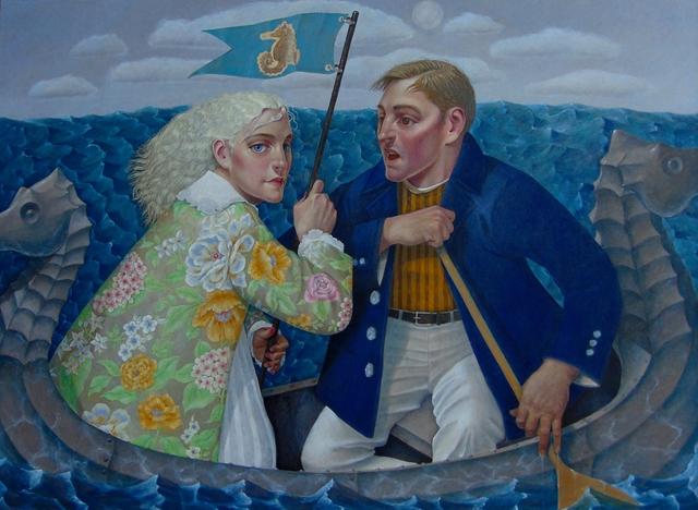 , 'Serenade,' , RJD Gallery