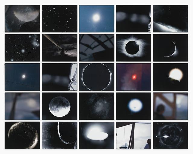 , 'Eclipse II August 21, 2017,' , Galerie Lelong & Co.
