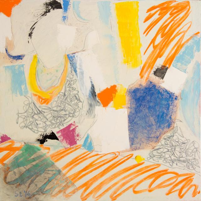 , 'Redhead,' 2016, Carter Burden Gallery