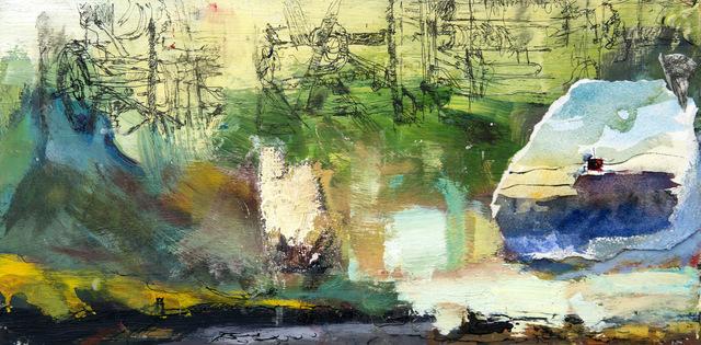 Iona Roberts, 'Ardrossan Panel', 2017, Arusha Gallery