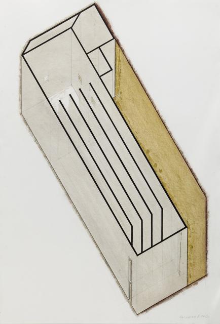""", '""""Fortress 8"""",' 2011, Krokin Gallery"""