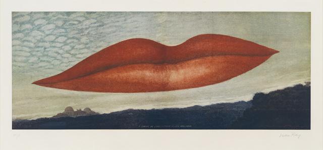 , 'A l'heure de l'observatoire: les amoureux,' 1970, Gagosian