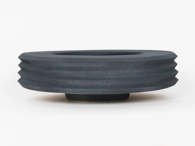 Ian McDonald, 'Soft Stoneware Low Bowl Form', 2019, Patrick Parrish Gallery