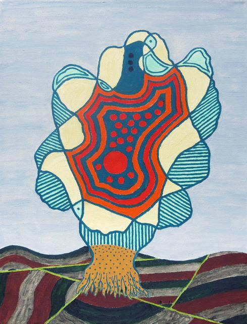 , 'Belladonna,' 2015, Edward Thorp Gallery