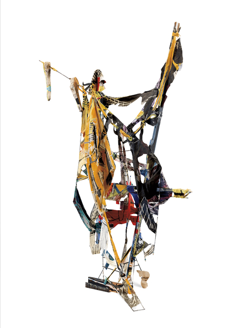 , 'Talisman Debris: Drift,' 2017, Miles McEnery Gallery