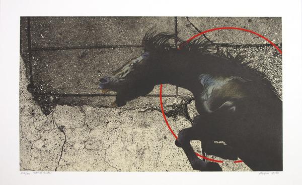 , 'Native Rival (Target Series),' 1980, David Barnett Gallery