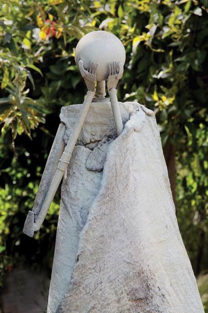 , 'Grieving,' 2008, International Sculpture Center