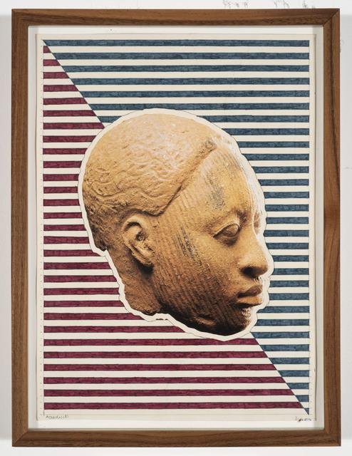 Matthew Craven, 'lineation', 2018, Asya Geisberg Gallery