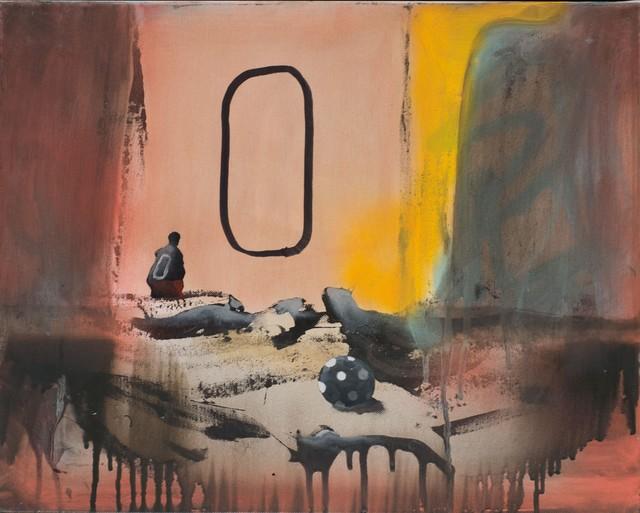 , 'The Big Zero,' 2017, Weinstein Gallery