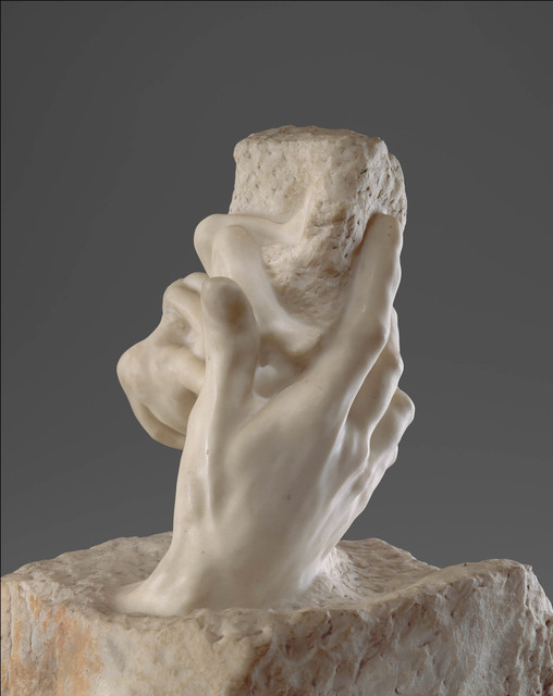 , 'The Hand of God ,' 1896-1907, The Metropolitan Museum of Art