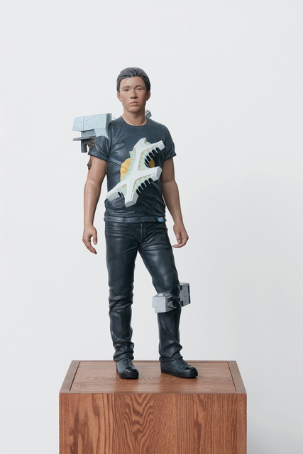, 'Tae (ph.1),' 2016, Christine Park Gallery