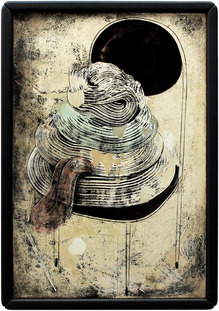 , 'untitled (Stuhl II),' 2016, galerie burster