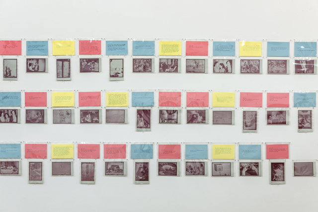, 'A-B-C – We Print Anything – In The Cards,' 1977, mfc - michèle didier