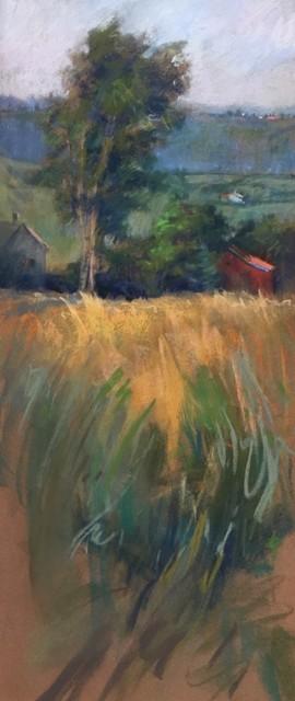 , 'Mountain Top Vista,' 2018, 530 Burns Gallery