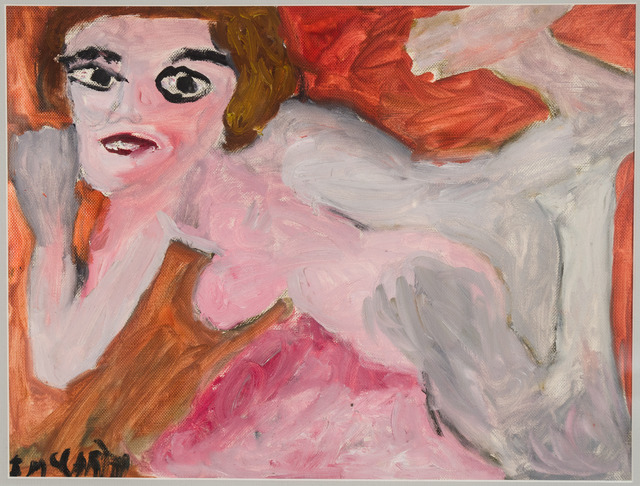, 'Nude,' ca. 1960, Adams and Ollman