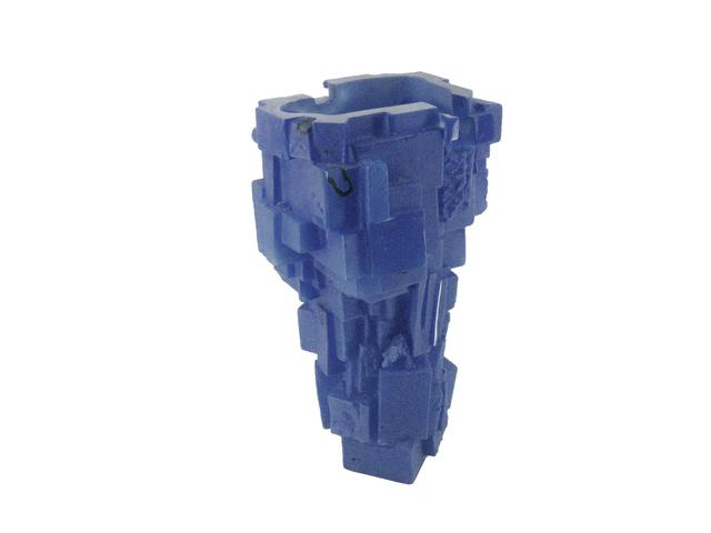 , 'Assemblage (blue vessel) II,' 2012, Volume Gallery
