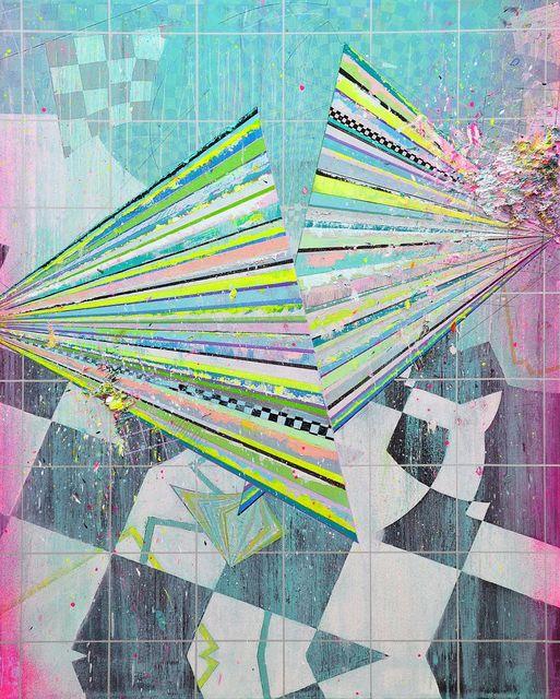 , 'Pantone 1905, Disco,' 2019, Artistics