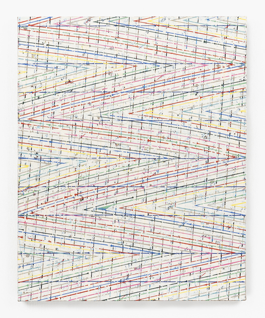 Andrea Joki, 'zigzag', 2018, The Bonfoey Gallery
