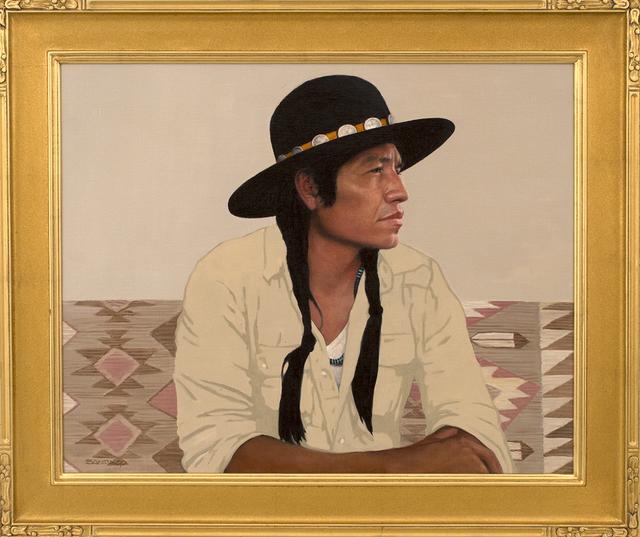 Roseta Santiago, 'Navajo Son', 2017, Blue Rain Gallery
