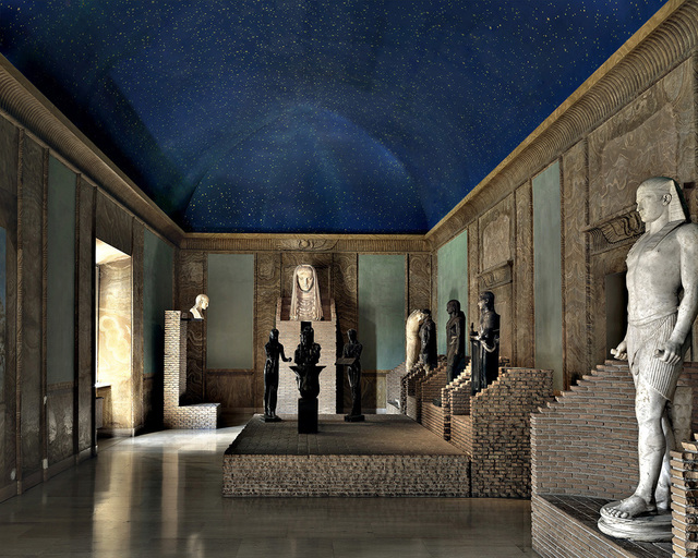 , 'Sala Egizia,' 2011, Holden Luntz Gallery