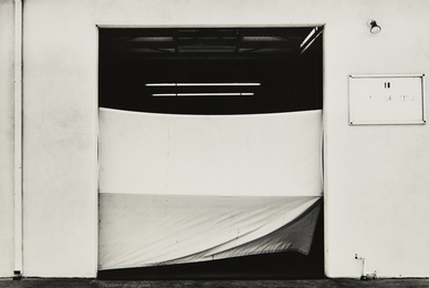 Lewis Baltz, 'West Wall, Space 18, 817 West 17th Street, Costa Mesa, from The new Industrial Parks near Irvine, California,' 1974, Phillips: Photographs (April 2017)
